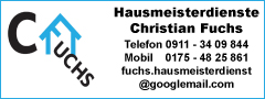 Christian Fuchs Hausmeisterdienst